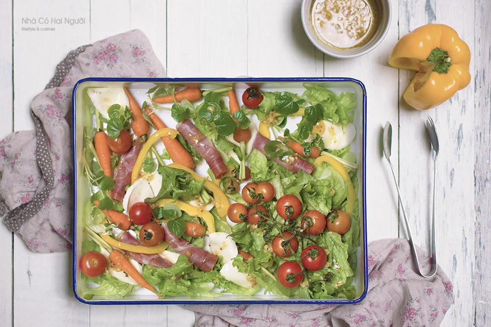 salad a