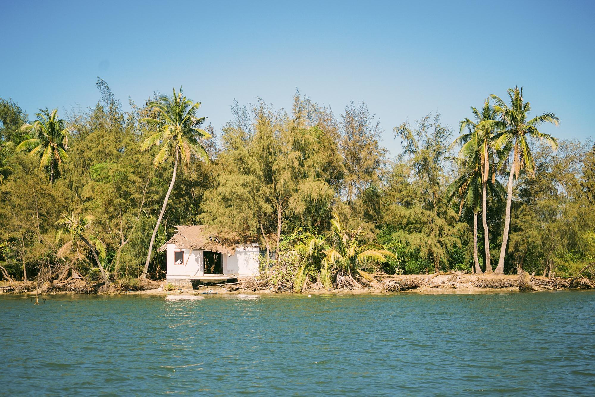 đảo tam hải nguyên sơ cuốn hút đến lạ kỳ