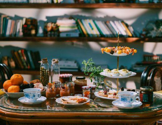 Chuẩn bị một buổi tiệc trà: Bắt đầu từ đâu?